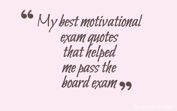 Top 10 Punto Medio Noticias Inspirational Quotes For Taking Board Exam