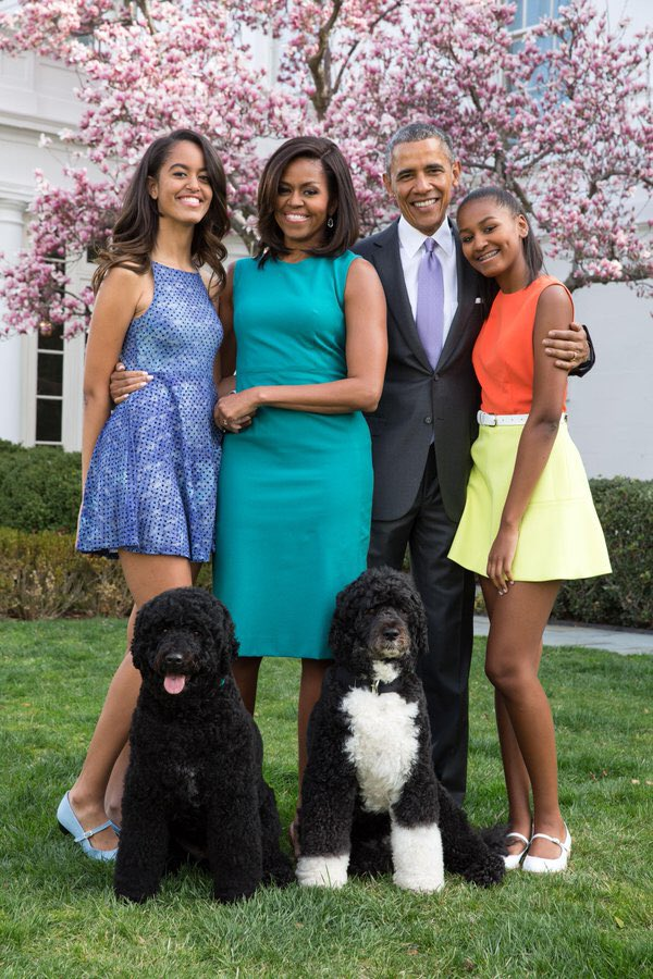 President Obama On Twitter From My Family To Yours Happy Easter