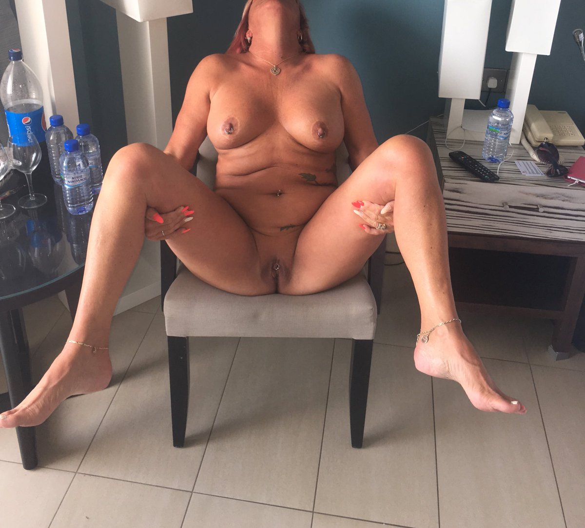 from Mustafa fucking wife on chair