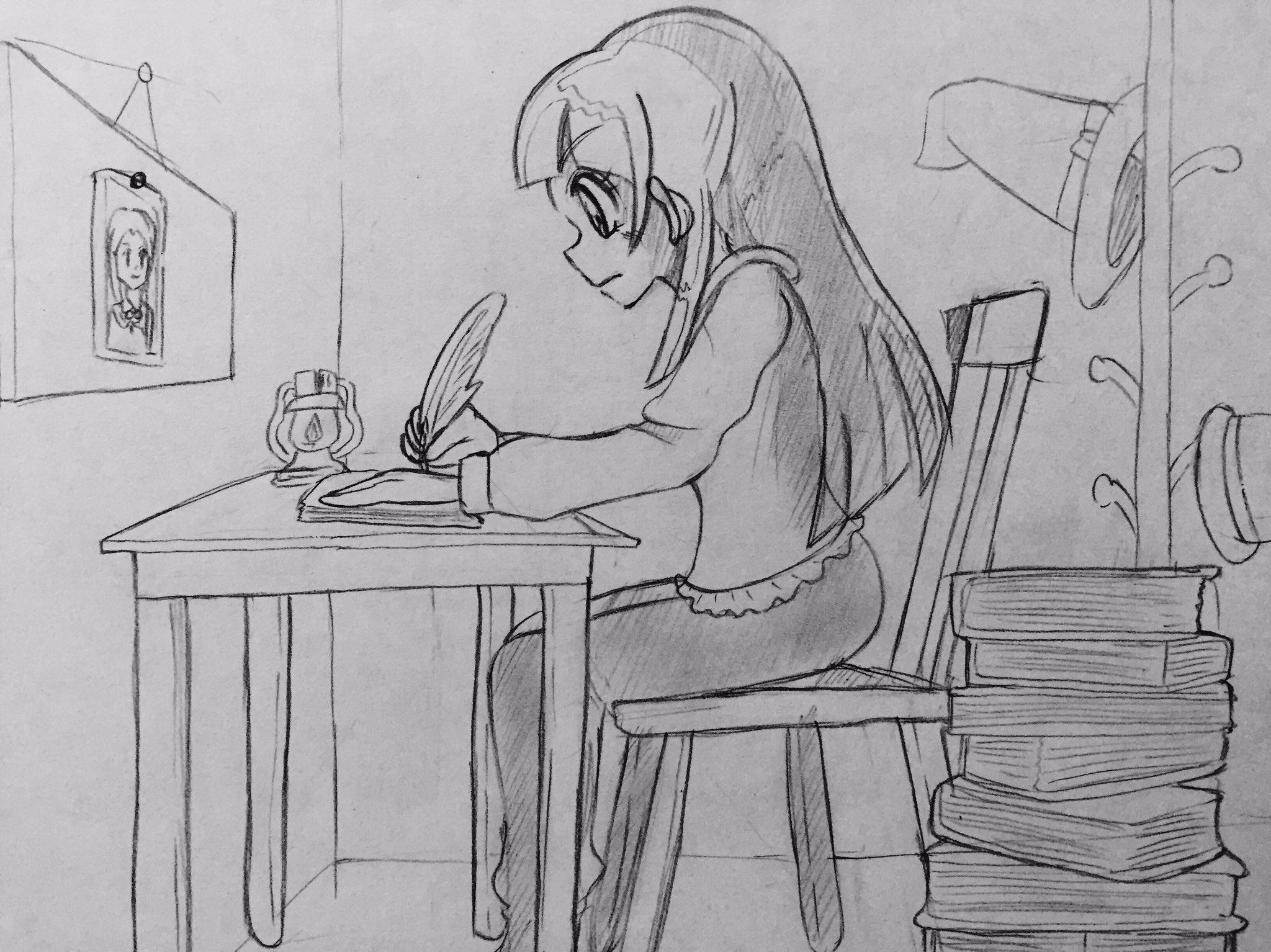 稲陸 (@Rikusyamu)さんのイラスト