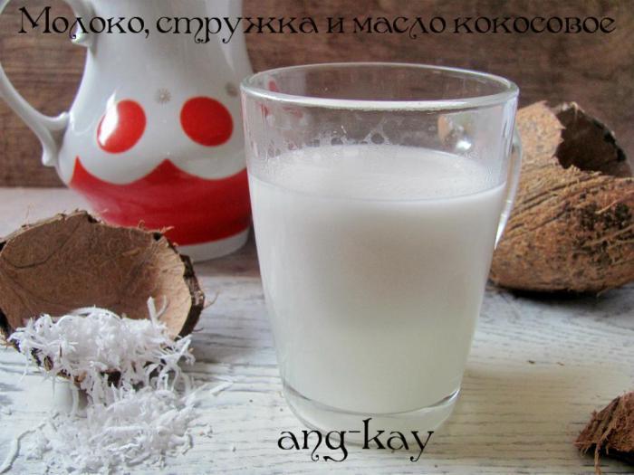 Рецепт кокосовое молоко с карри