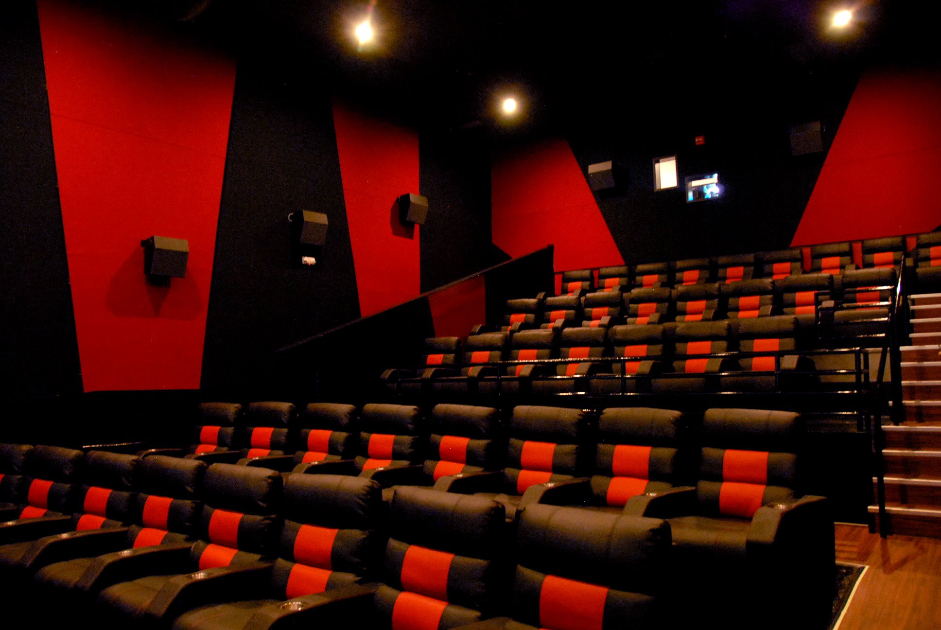 Red Cinemas on Twitter  New luxury electric recliners at @REDCinemas in Greensboro NC! #GSO #Theater #Movie #MyBigFatGreekWedding2 #soGSO ...  sc 1 st  Twitter & Red Cinemas on Twitter: