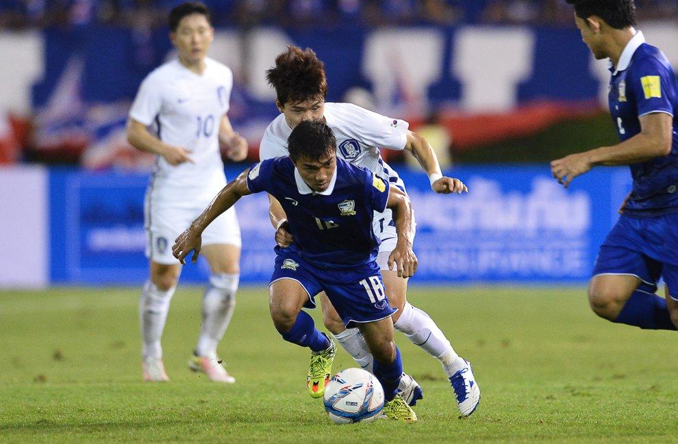Video: Thái Lan vs Hàn Quốc