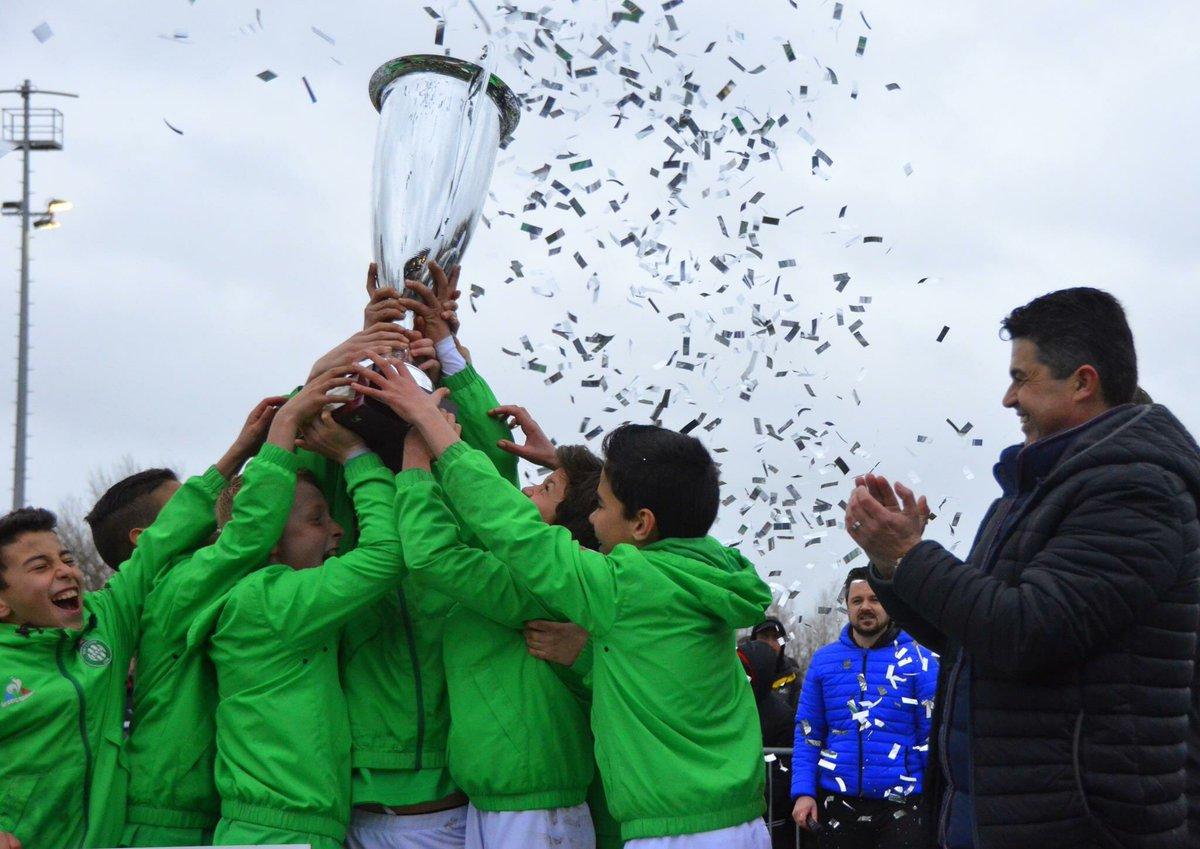 Les U11 Champions Du Monde