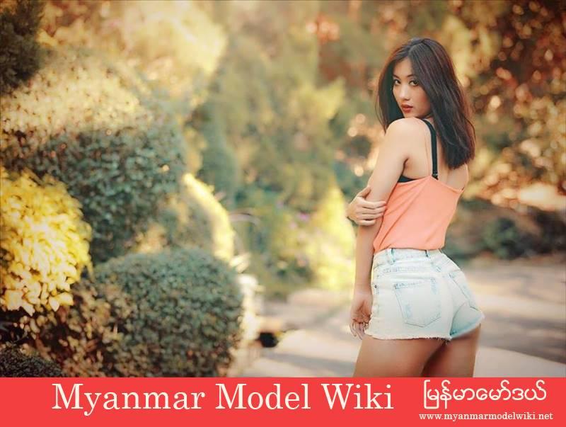 Myanmar sexy girl