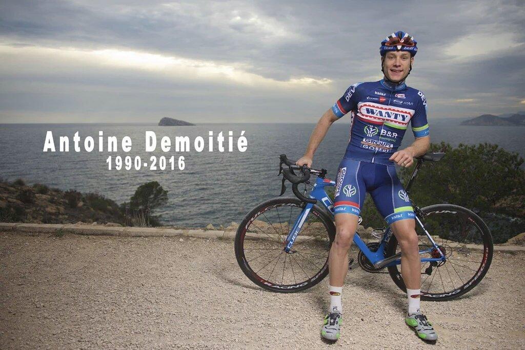 Il corridore belga Antoine Demoitié è morto, aveva 25 anni