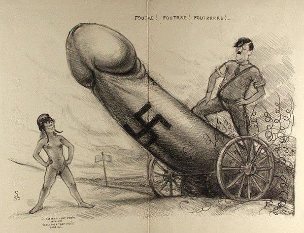 гитлером и сталиным порно комикс трах с