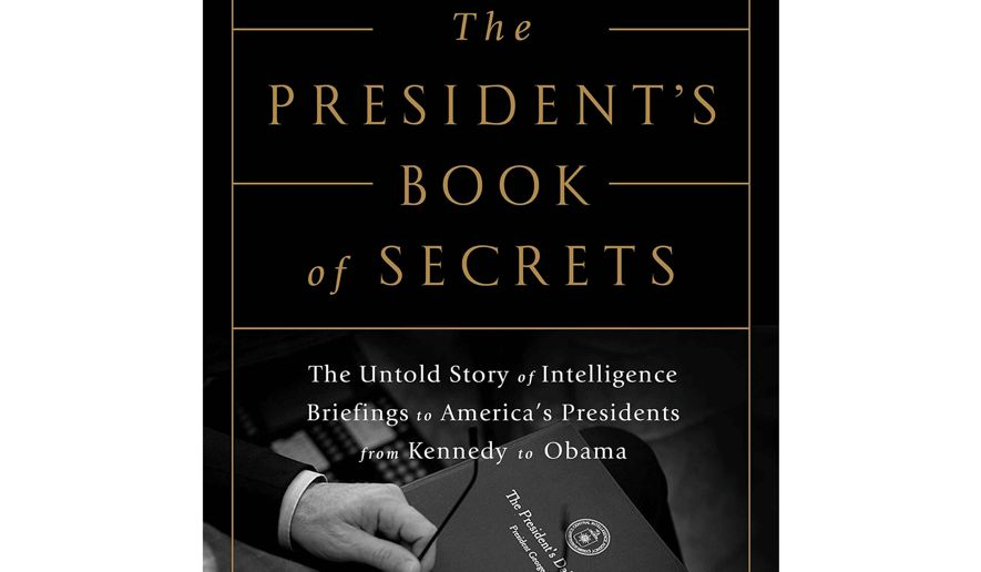 Book review: New tome reveals how presidents get their daily intel. #IntelligenceBrief  https://t.co/t29UC05KAb