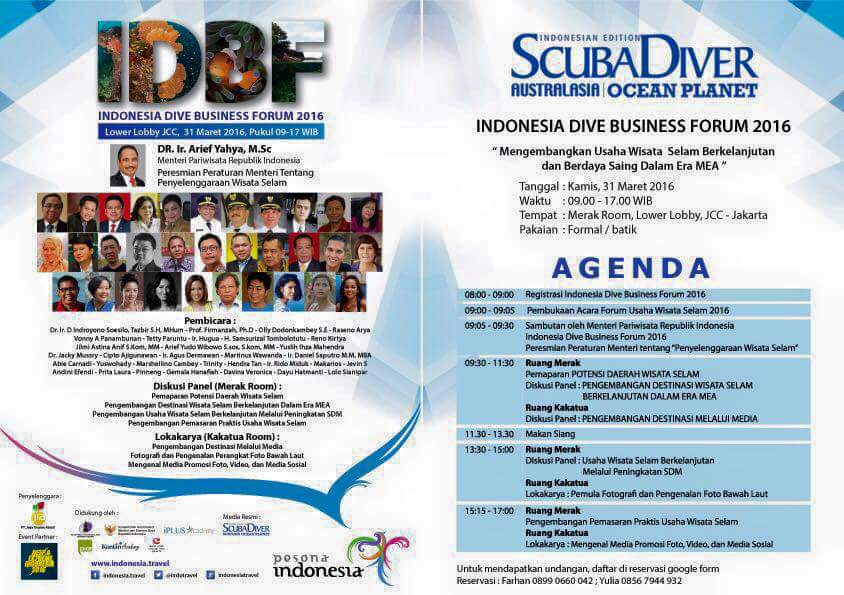 Deep Extreme Id On Twitter Indonesia Dive Business Forum