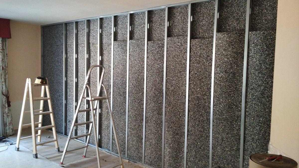 Solucionamos coop on twitter aislamiento ac stico de - Instalacion de pladur en paredes ...