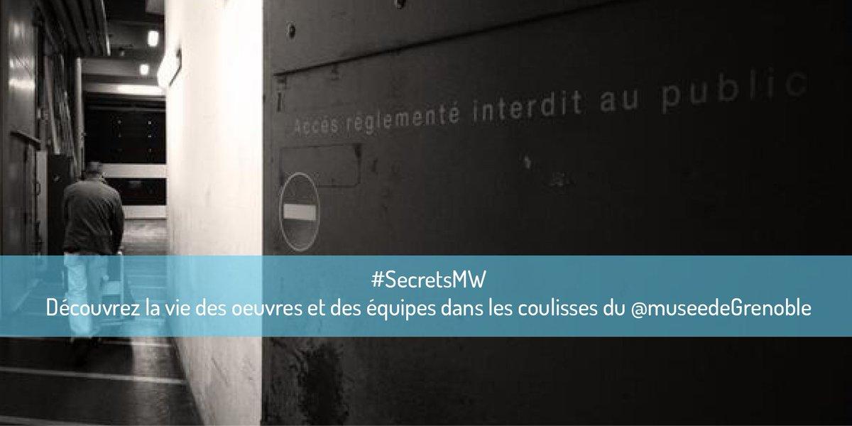 C'est parti pour la #MuseumWeek ! Aujourd'hui, nous vous livrons nos secrets... et bien plus encore ! #secretsMW https://t.co/6LFkmkhGhP