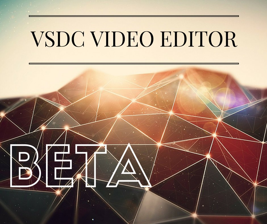 vsdcvideoeditor hashtag on Twitter
