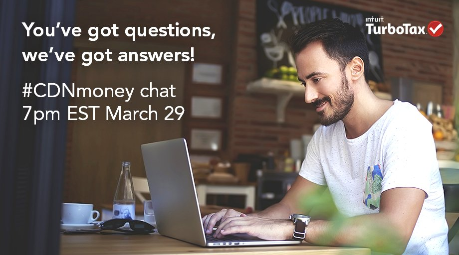 Feeling luck? Join our #CdnMoney Twitter Chat tomorrow at 7 p.m. ET for tax tips and a chance to win great prizes! https://t.co/MUzeAmYM49