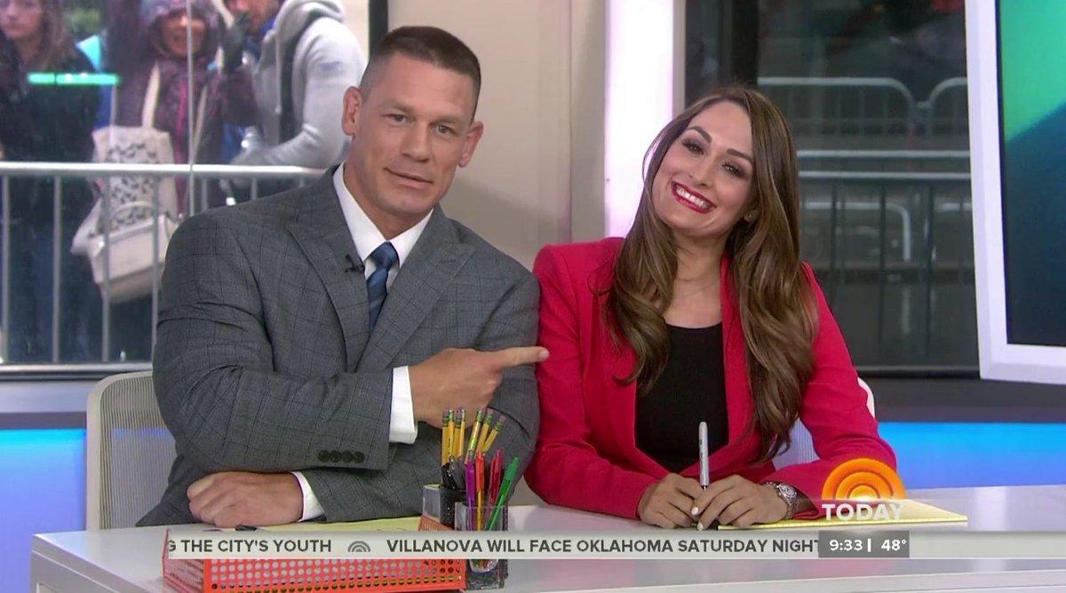Co John Cena ogłosił podczas Today Show?