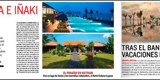 El Mundo se inventa un viaje de Cristina de Borbón e Iñaki Urdangarin a Vietnam https://t.co/LCXw8XK7Bt https://t.co/A2m7cDmvD2