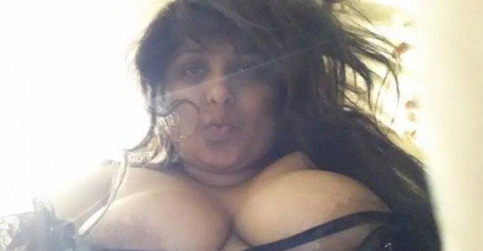 Nude Selfie 4380