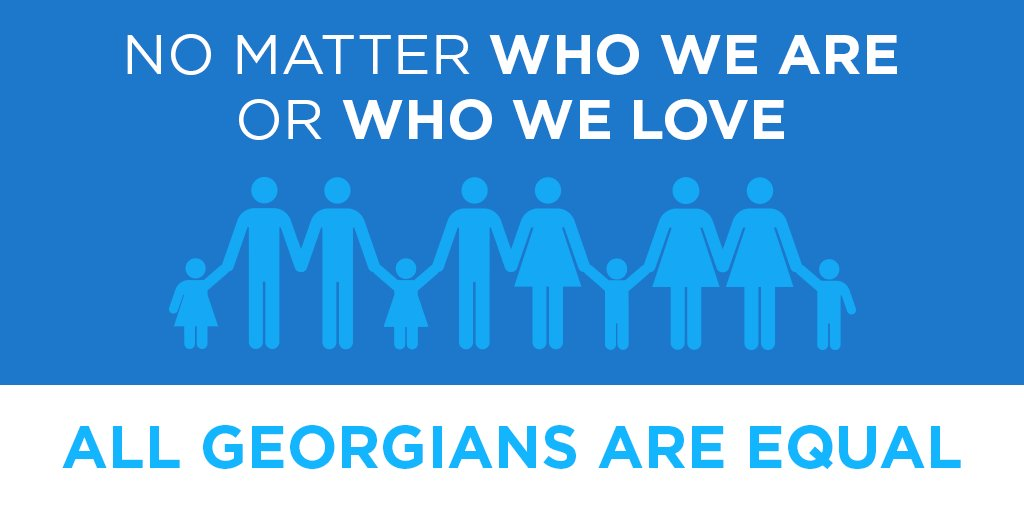 Gov. Deal just announced that he will veto #HB757. RT if you agree that all Georgians are equal. #gapol https://t.co/U3PlXpb2KK