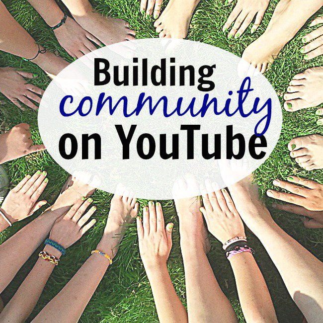 Don't just publish videos! Build your community! #biz2blogger #YouTube #blog https://t.co/0kwMPCFxMy https://t.co/wHLPzsomeb