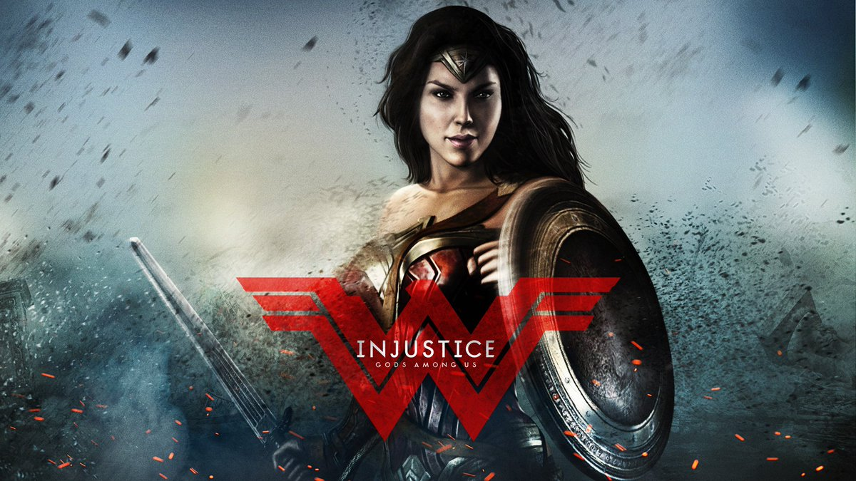 Injustice2 On Twitter Dawn Of Justice Wonder Woman Wallpaper For
