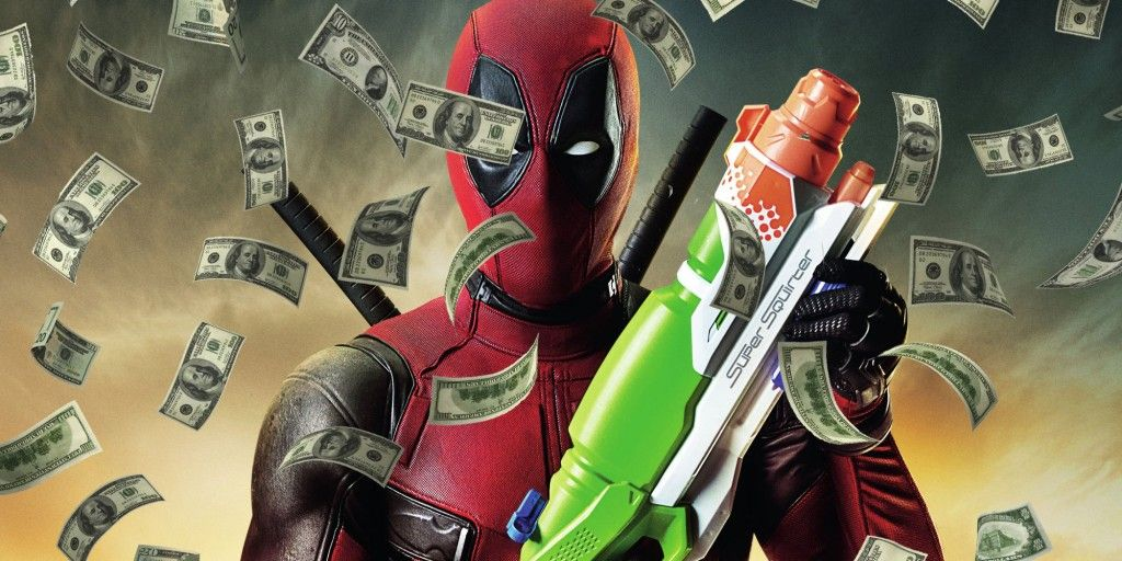 Deadpool Is Now The Highest Grossing R-Rated Movie Worldwide 2