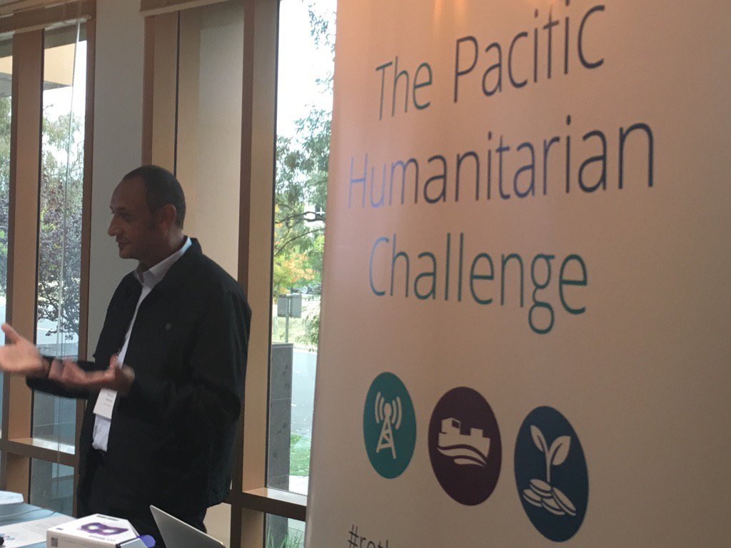 Deep learning as DFAT representative in Vanuatu shares lessons learned from previous disasters. #RethinkingResponse https://t.co/Sc0YJqNX3i