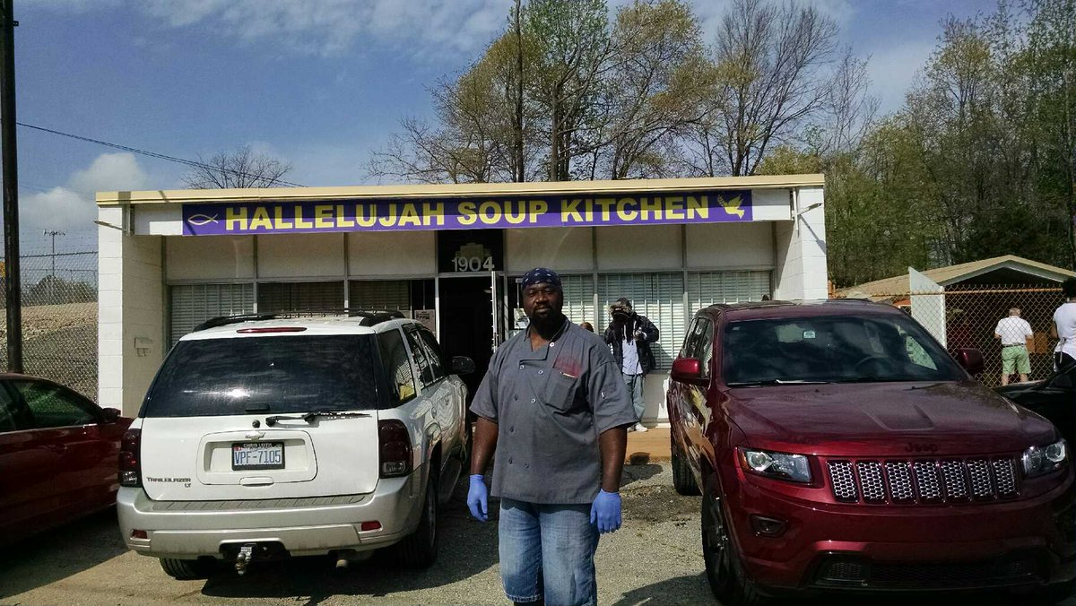 Volunteer Soup Kitchen In Raleigh Nc