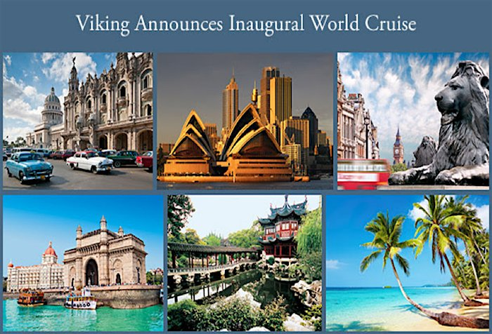 Viking Announces Inaugural World Cruise https://t.co/ZyEqkgajNI @VikingRiver #cruise #boomer #luxurytravel https://t.co/W9q8C8xg6L