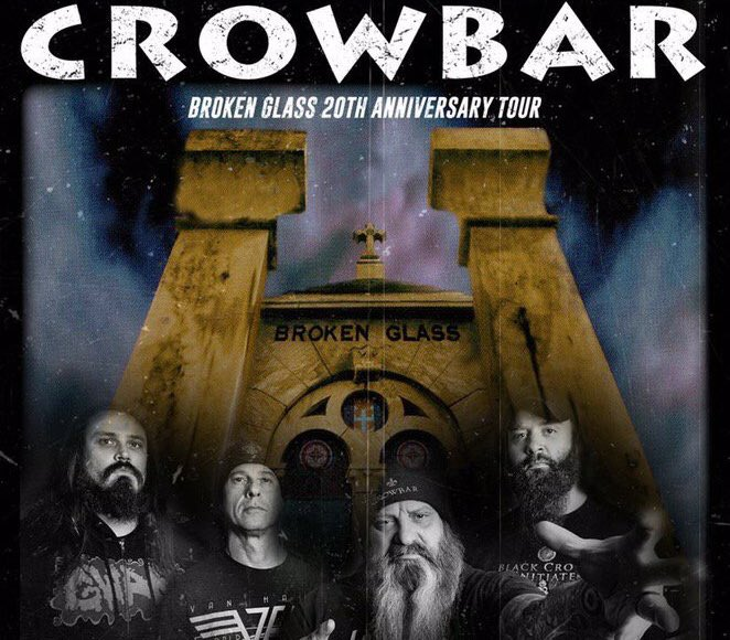 Crowbar on tour now! Akron tonight! https://t.co/ETE3DCPyJd for dates or check out https://t.co/JrrEZne3Uv https://t.co/LZuTieH0gb