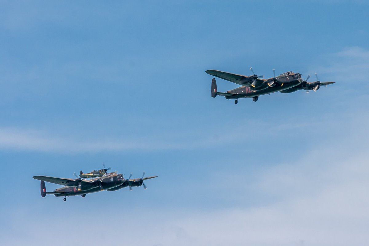And this time with the picture #2lancs @EB_Airshow @RAFBBMF @CWHM @LincsLancsAssoc