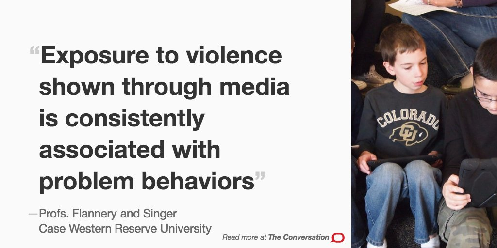 Heres How Witnessing Violence Harms >> The Conversation Us On Twitter How Witnessing Violence
