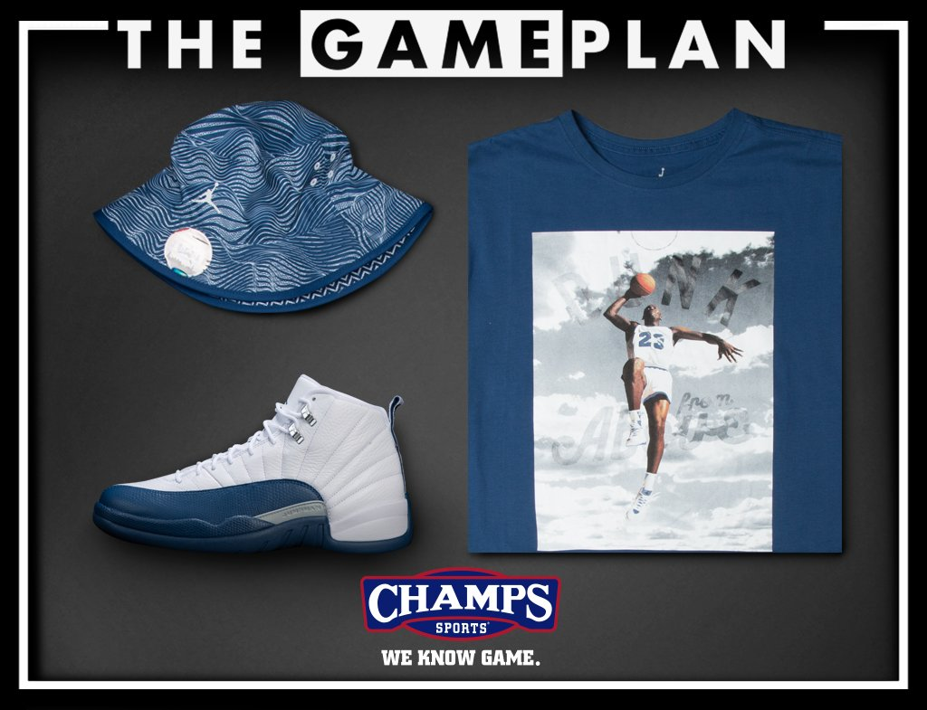 00e6706d688b21 aj12 french blue collection the latest gameplan release from champssports