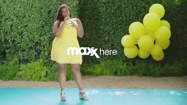 TJ Maxx Commercial Dress