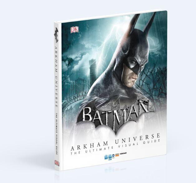 Batman #ArkhamUniverse #compraenbookcommx http://www.book.com.mx/catalogo/producto/9781465428271/Batman-Arkham-Universe…