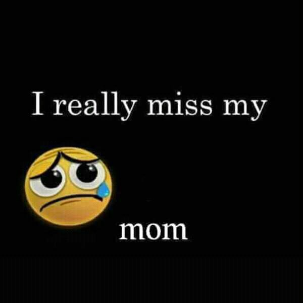 Missing My Mom Quotes And Sayings 89779 Loadtve