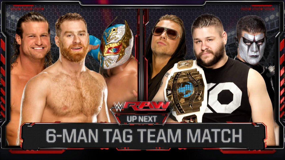 Lors du Royal Rumble 2011 il fait équipe avec John Cena pendant le Royal.
