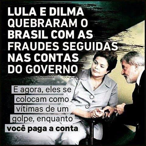 Golpe foi o rombo nos cofres públicos. Golpe no Bolso dos Brasileiros. Golpe é chamar de 'Golpe' as leis do Brasil. https://t.co/3QWG6gNzSS