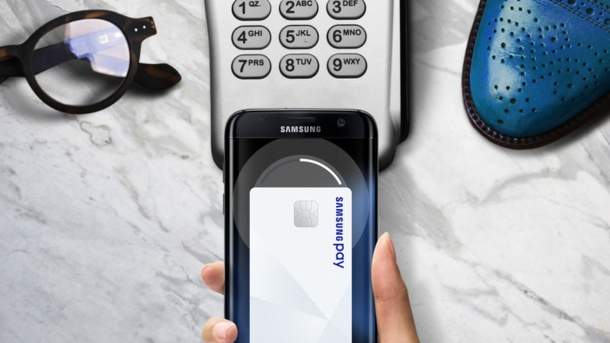 Samsung Pay follows Apple Pay into China