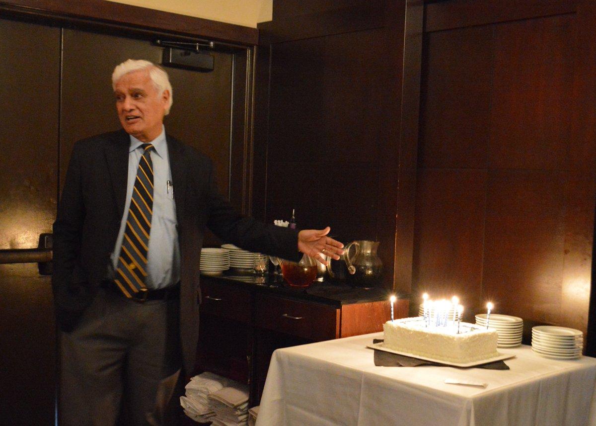 Happy 70th Birthday RaviZacharias A Joy To Celebrate This Wonderful Occasion As Staff Bitly 1Mxutkl Pictwitter I1yj9tATJf