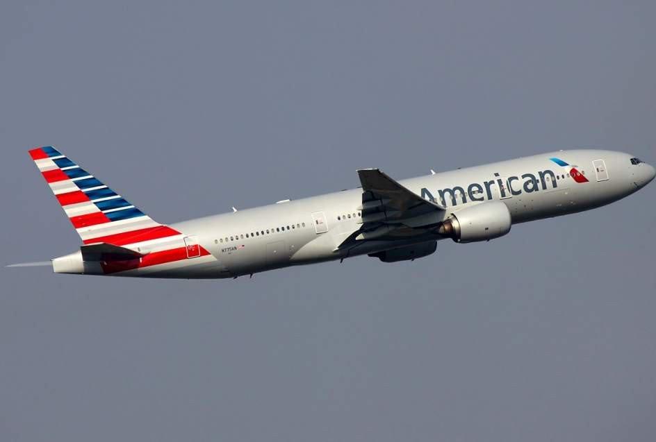 American Airlines, Stop ai voli per Bruxelles