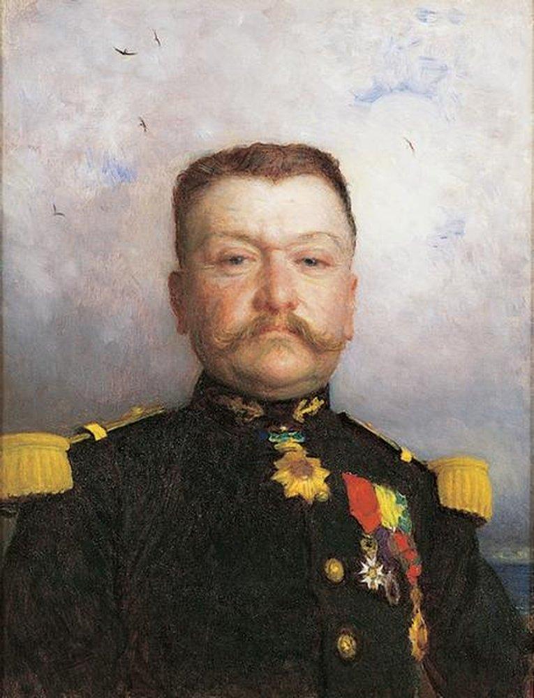 Militaire mais aussi aventurier, amateur d'art et généreux mécène du musée, on doit au Général de Beylié #PeopleMW ½ https://t.co/k83r6yJ3KD