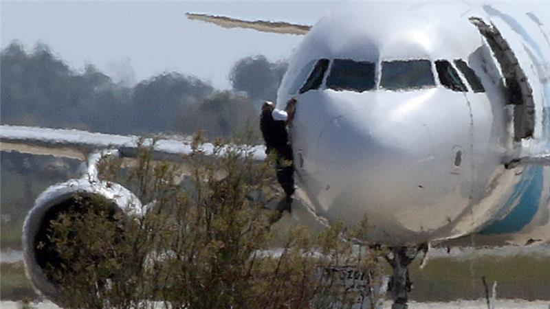 अपडेटः विमान अपहरणकाण्ड समाप्त, अपहरणकारी पक्राउ