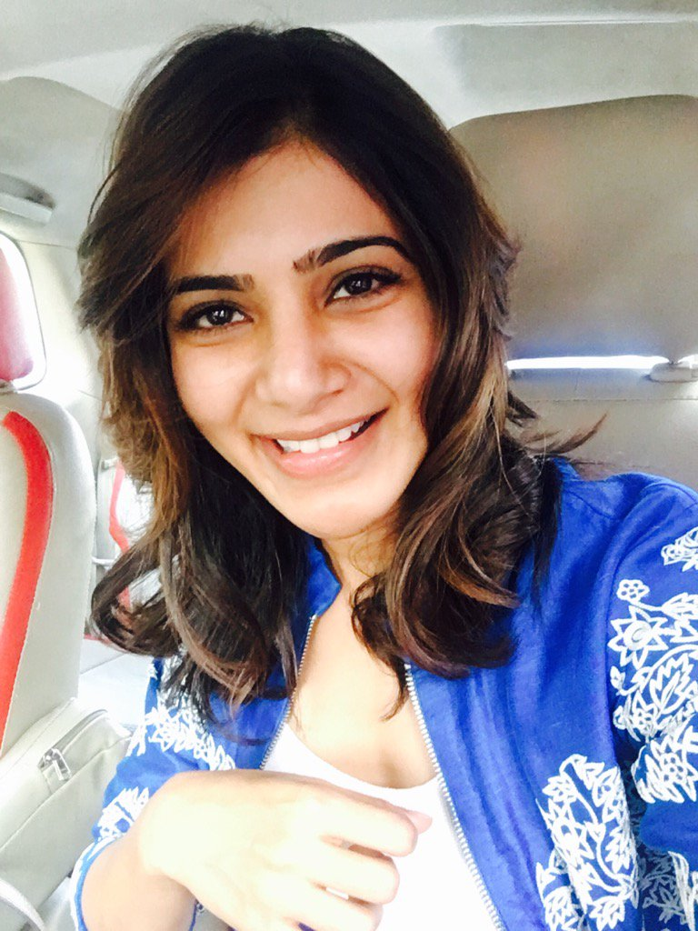 Samantha Akkineni On Twitter Ok Short Hair Makes Me Look Like A