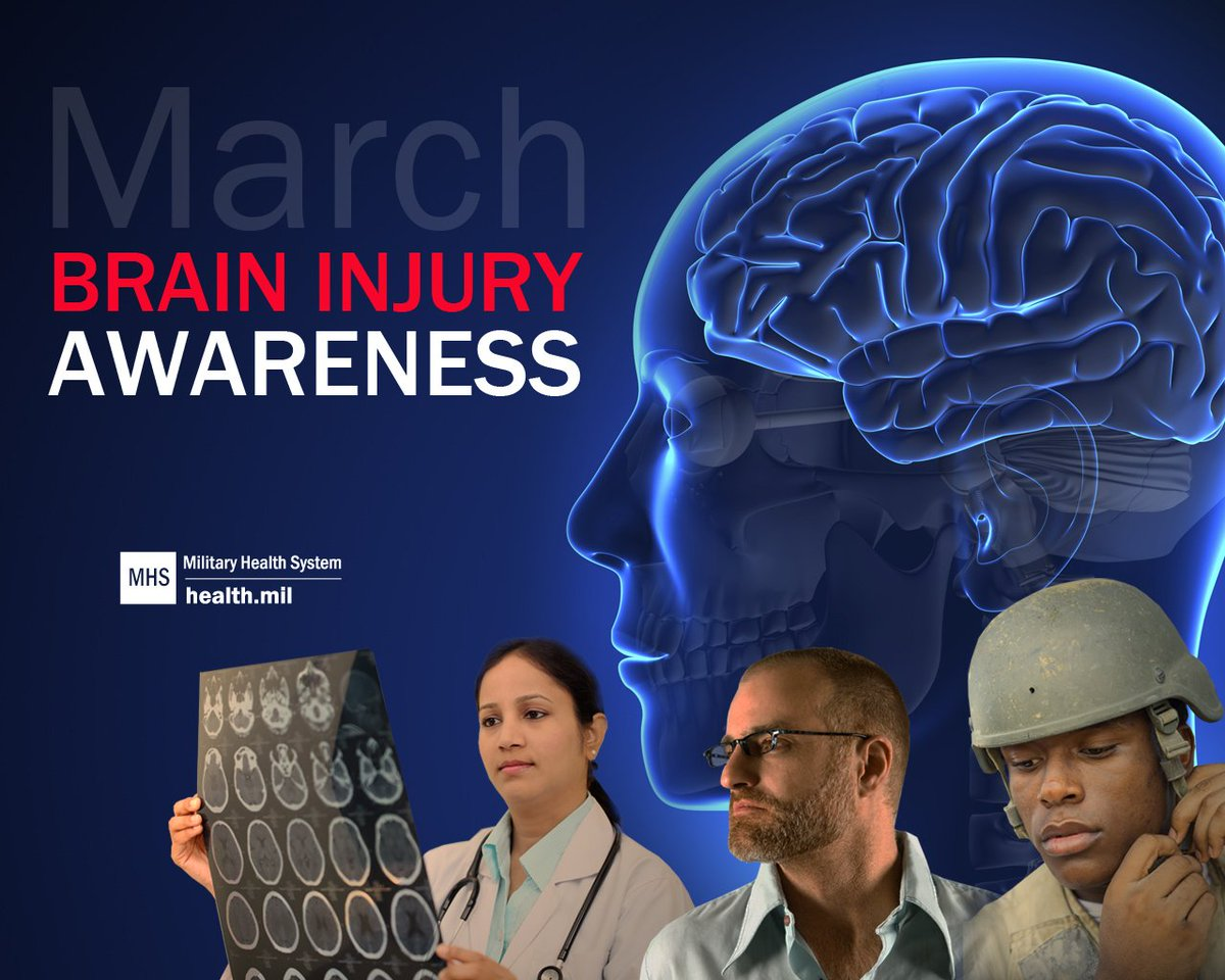 It's Brain Injury Awareness Month. Make a difference by sharing awareness and support for survivors. https://t.co/8Y5hjIGCqw
