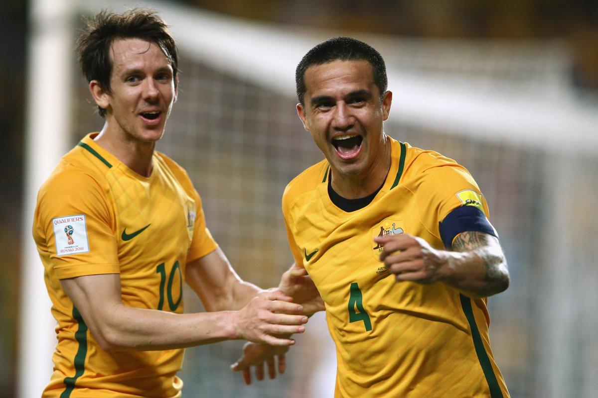 Video: Australia vs Jordan