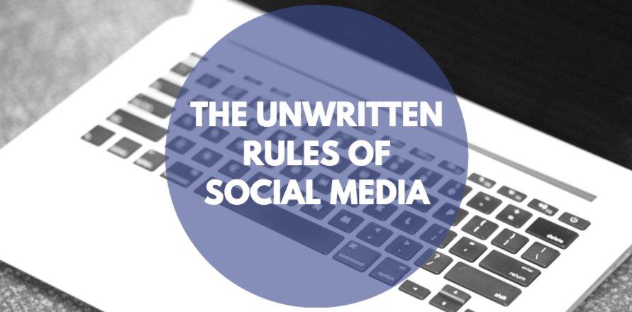 The Unwritten Rules of Social Media https://t.co/laBaxX5D0r by @tthursb via @simplymeasured #SMM #SocialMedia https://t.co/Go72Fl7ieF