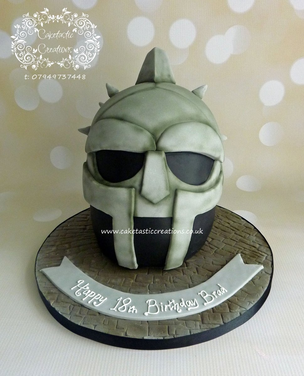Resultado de imagen de cake gladiator