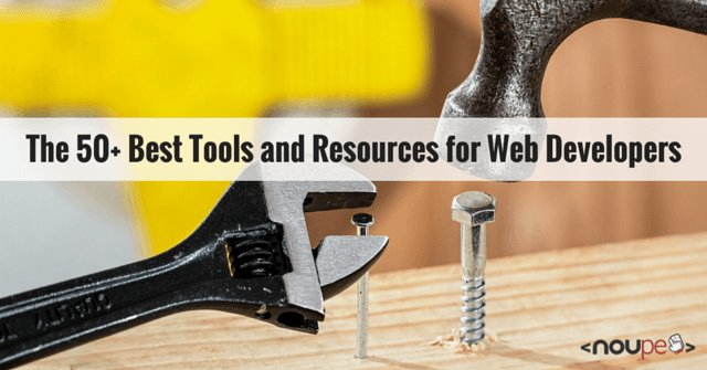 The 50+ Best Tools and Resources for Web Developers | https://t.co/u1Fc5Lb9T7 https://t.co/iEtGYkSaY8