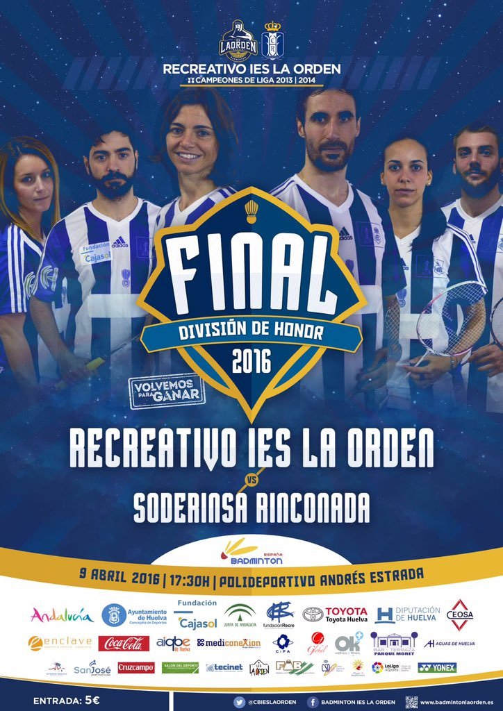 Final IES LA ORDEN vs SODERINSA