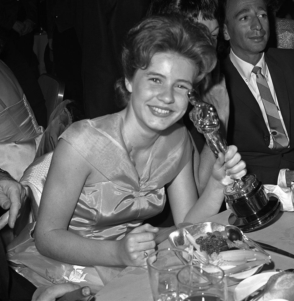 Thank you Patty Duke for all that you've given us. You'll be missed. https://t.co/iyF54D9wAT