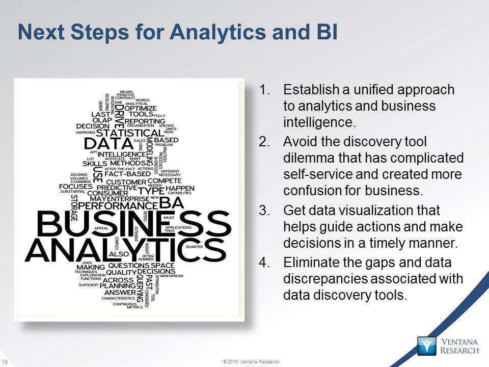 Take these next steps from @marksmithvr, get #BetterAnalytics. Start making better decisions. @infobldrs #Analytics https://t.co/jm7PLs3Qx2